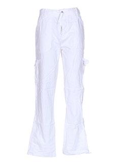 anapurna pantalons et decontractes homme de couleur blanc