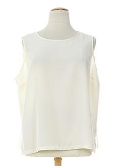 Produit-T-shirts / Tops-Femme-NOUGAT