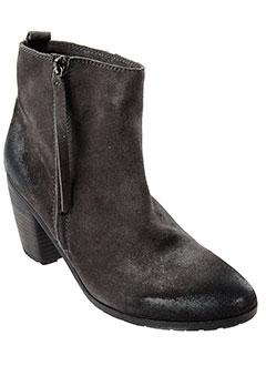 kennel et und et schmenger boots femme de couleur gris
