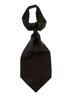 Cravate marron CARLO PIGNATELLI pour homme