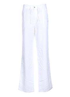 impact pantalons et decontractes homme de couleur blanc