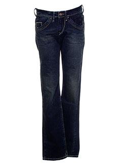 five pm jeans femme de couleur bleu