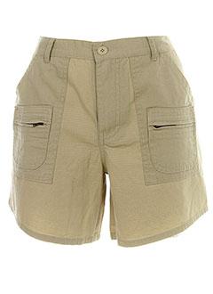 Produit-Shorts / Bermudas-Femme-CLOUD'S