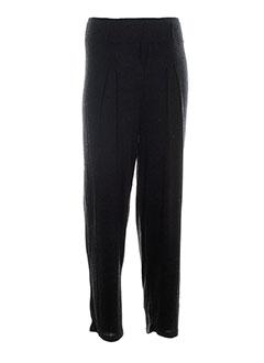 kokomarina pantalons et decontractes femme de couleur noir