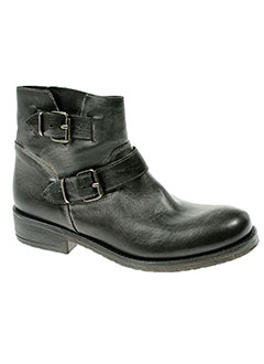 ovye et by et cristina et lucchi boots femme de couleur noir