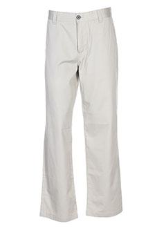 alpine stars pantalons homme de couleur beige