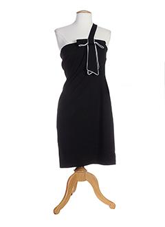 blanc nature robes femme de couleur noir