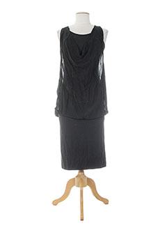 gaos robes femme de couleur noir