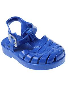 sarraizienne chaussures garçon de couleur bleu