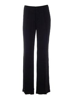 one et step pantalons et decontractes femme de couleur noir
