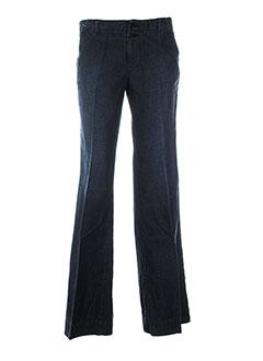 et vous jeans femme de couleur bleu