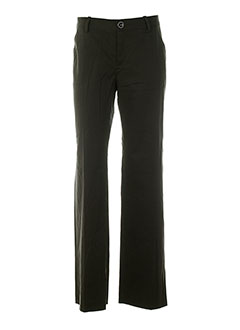ernest pantalons femme de couleur gris
