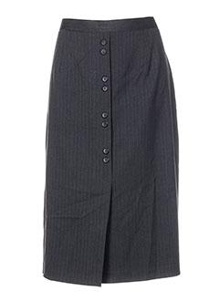 20 et 20 jupes et mi et longues femme de couleur gris (photo)