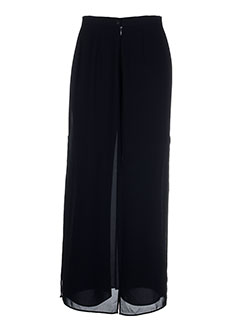 sommermann pantalons et citadins femme de couleur noir