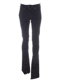 hells bells pantalons femme de couleur noir