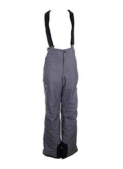 lafuma pantalons et decontractes homme de couleur gris