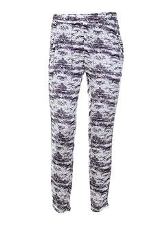 minimum pantalons femme de couleur violet
