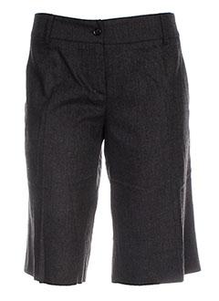 les petites collections shorts / bermudas femme de couleur marron