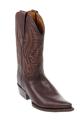 montana chaussures femme de couleur marron
