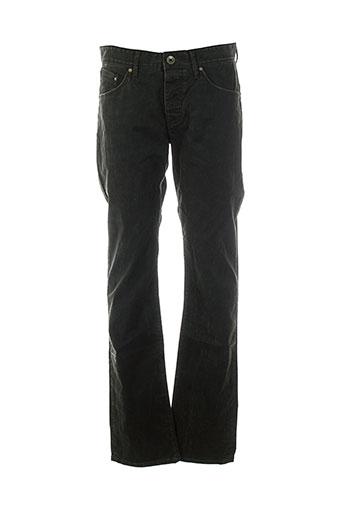 freesoul pantalons et decontractes homme de couleur vert