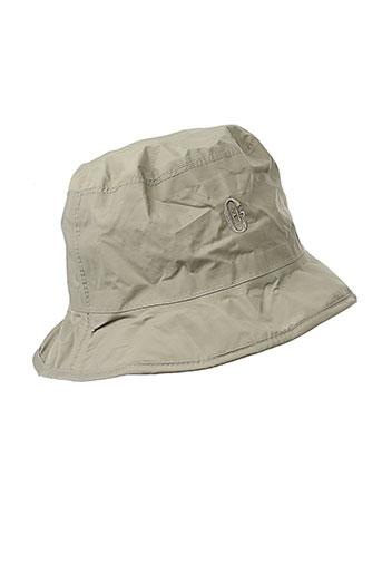conte et of et florence chapeaux et bonnets homme de couleur vert