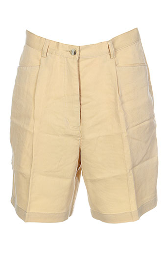 adidas shorts / bermudas homme de couleur jaune