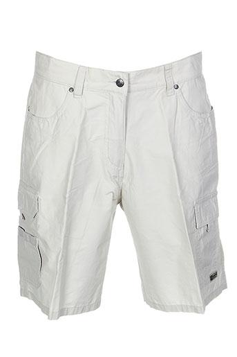 oneill shorts / bermudas femme de couleur gris