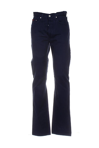 lee et cooper pantalons et decontractes homme de couleur bleu