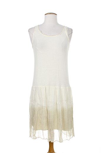 nana nucci robes femme de couleur beige