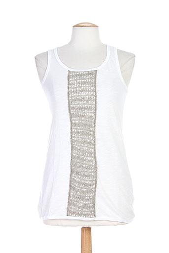 nana nucci t-shirts femme de couleur gris