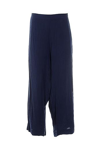 jean marc philippe pantacourts femme de couleur bleu