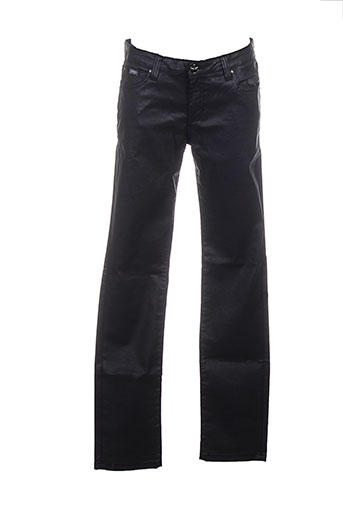 islow pantalons et decontractes femme de couleur noir