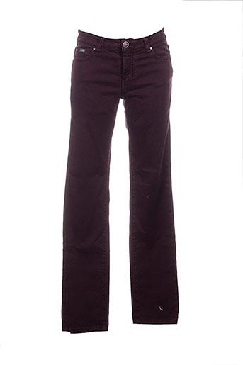 islow jeans femme de couleur violet