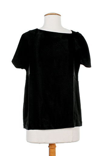 attic and barn chemises femme de couleur noir