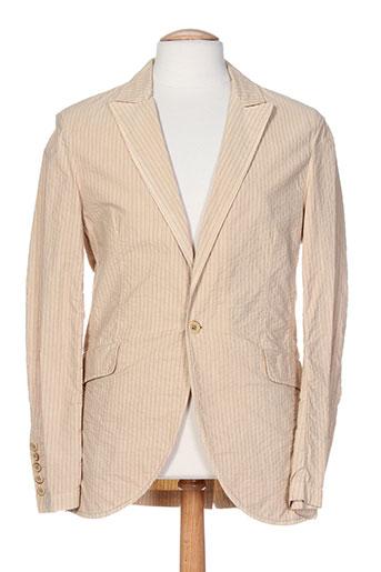 kenzo vestes homme de couleur beige