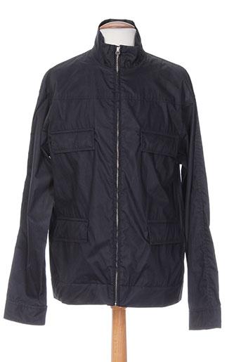 paul smith manteaux homme de couleur noir