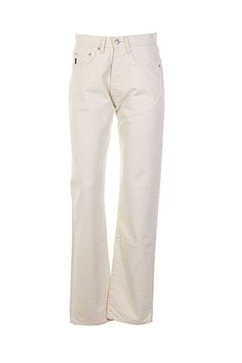 cheyenne jeans femme de couleur beige