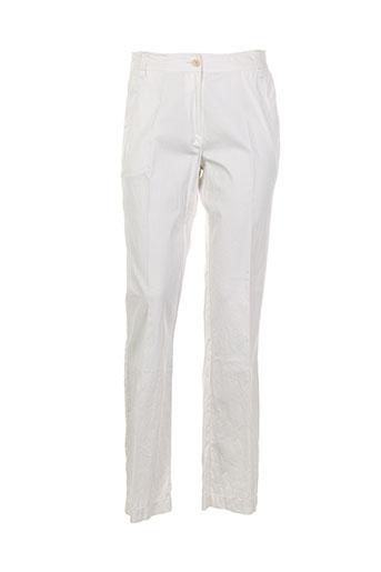 canasport pantalons femme de couleur beige