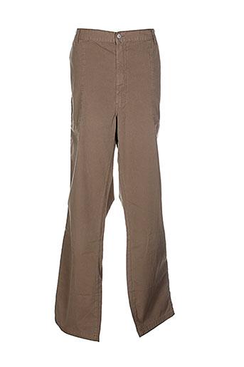 emanuel jeans pantalons homme de couleur marron
