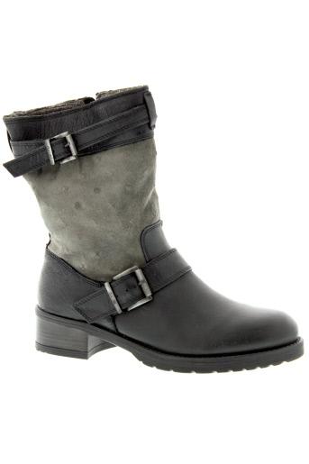gaudi bottes femme de couleur noir