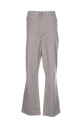 wrangler pantalons homme de couleur vert
