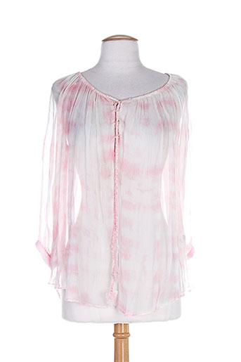 ambre babzoe t et shirts et tops femme de couleur rose
