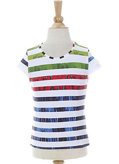 Produit-T-shirts / Tops-Fille-AVENTURES DES TOILES
