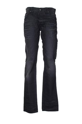 galliano pantalons et decontractes homme de couleur noir