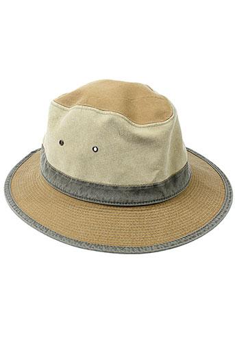 crambes chapeaux et bonnets femme de couleur marron