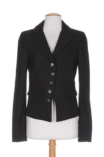 gaudi vestes femme de couleur noir