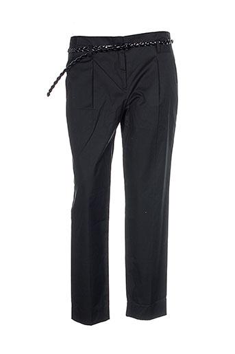 Pantalon casual noir GOLD'N pour femme