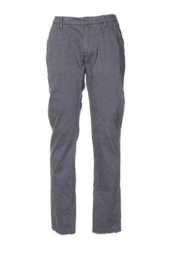 true et nyc pantalons et citadins homme de couleur gris