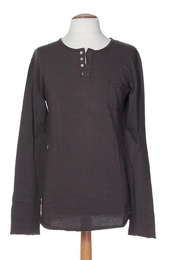 memento clothing t-shirts homme de couleur gris