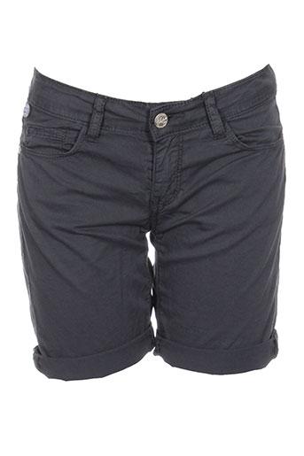 chipie shorts / bermudas femme de couleur gris